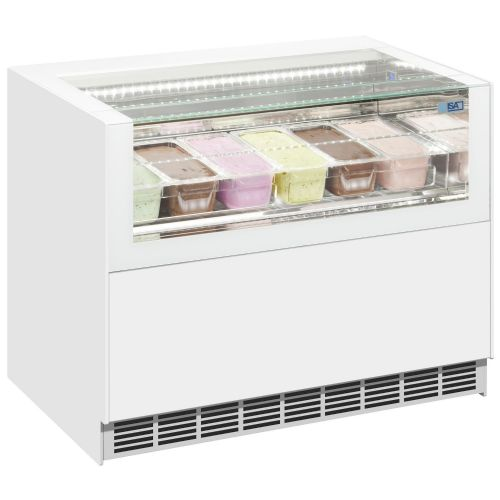 ISA ONESHOW FREE LARGE Scoop Ice Cream Display